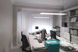 Oficina blanca